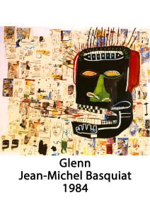 Jean Michel Basquiat's Glenn