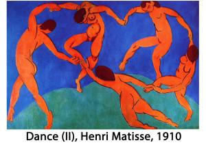 Henri Matisse's Dance